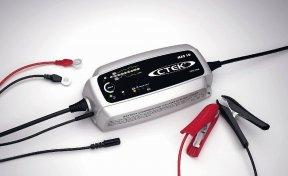 CTEK MXS-10 - ładowarka akumulatorów