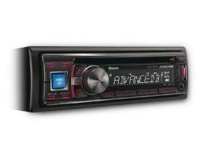 Alpine CDE-133BT - radioodtwarzacz