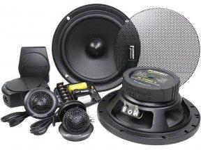 u-Dimension EL Comp 6 - głośniki samochodowe