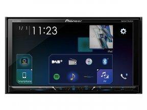 Pioneer AVH-Z5100DAB - stacja multimedialna z DVD