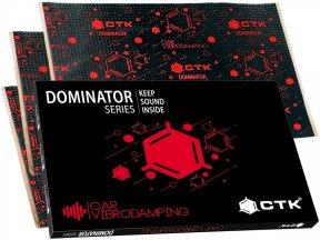 CTK Dominator SPL 3 Box - mata tłumiąca, 9szt./3,2m2