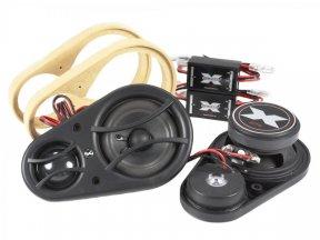 Excursion SX-SAT - 2-drożny zestaw głośników