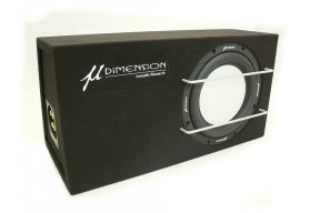 u-Dimension RMSC-10 - subwoofer pasywny
