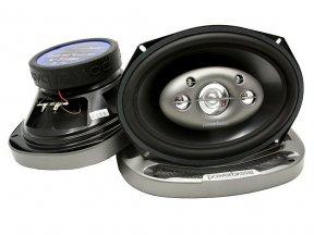 Powerbass L-7105x - głośniki samochodowe