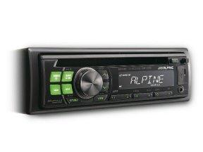 Alpine CDE-130R - radioodtwarzacz
