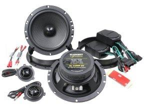 u-Dimension EL Comp 6V - głośniki do VW