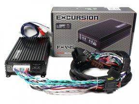 Excursion PXA-45.15 - wzmacniacz + wiązka kabli 4,5m