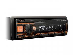 Alpine UTE-200BT - radioodtwarzacz samochodowy
