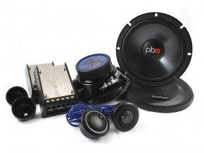 Powerbass L-60Cx - głośniki samochodowe