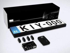 KIYO Ultimate D4 GPS - jammer laserowy i moduł GPS