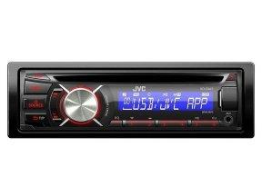 JVC KD-R443 - radioodtwarzacz