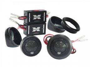 Excursion SX-1S - głośniki wysokotonowe 25mm, filtry