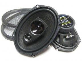 u-Dimension EL Coax 693 - głośniki samochodowe