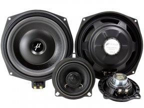 u-Dimension EL Coax 8B PRO - głośniki do BMW