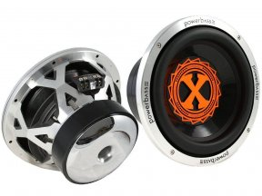 Powerbass 2XL-104D - subwoofer samochodowy