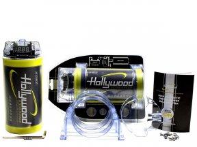 Hollywood HCM.5 - kondensator 0.5F z woltomierzem