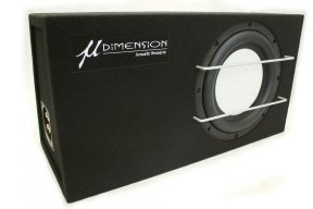 u-Dimension RMSC-12 - subwoofer pasywny