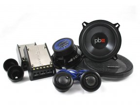 Powerbass L-50C - głośniki samochodowe