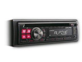 Alpine CDE-130RR - radioodtwarzacz