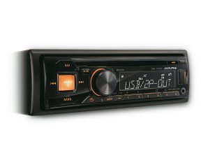 Alpine CDE-170RM - radioodtwarzacz