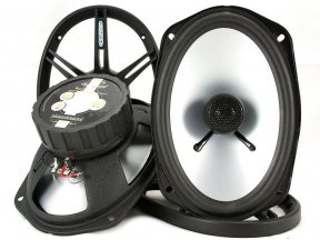Hollywood HX-69 Coax - głośniki samochodowe