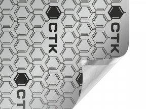 CTK FoilFix 200 - folia aluminiowa do otworów technol.