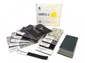 CTK Sample Box - próbki materiałów wygłuszających