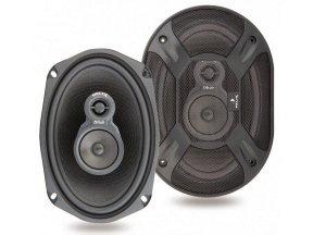 Helix B69X - głośniki samochodowe