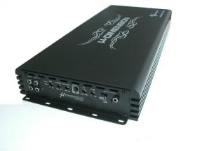 u-Dimension DB-5000.1D Comp - wzmacniacz samoch.