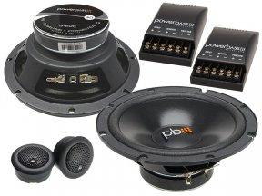 PowerBass S-60C - zestaw głośników samochodowych