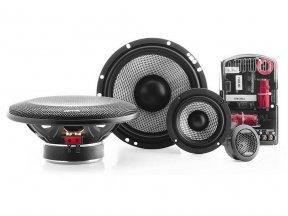 Focal 165 AS3 - zestaw głośników samochodowych