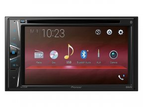 Pioneer AVH-G210BT - stacja multimedialna z DVD