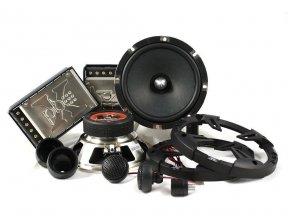 Powerbass 2XL-60C - głośniki samochodowe