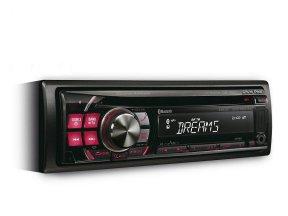 Alpine CDE-126BT - radioodtwarzacz