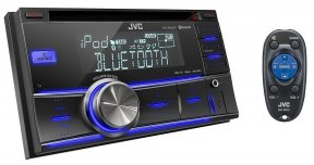 JVC KW-R600BT - radioodtwarzacz