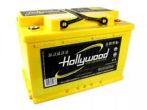 Hollywood DIN-70 - akumulator DIN AGM - 70Ah