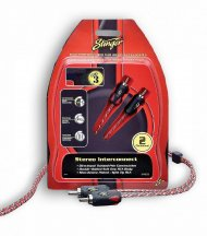 Stinger SPI-23YF - rozdzielacz kabli RCA