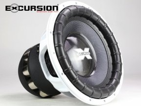 Excursion TXN-15D2 - subwoofer do zastosowań SPL