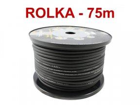 Hollywood PRO PC-BK8 - kabel zasilaj. 8,5 mm2 /75m