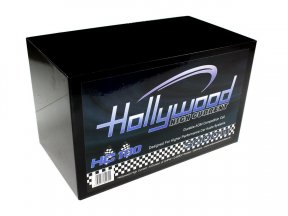 Hollywood HC100C - obudowa akumulatora 300x165x208
