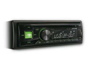 Alpine CDE-170R - radioodtwarzacz