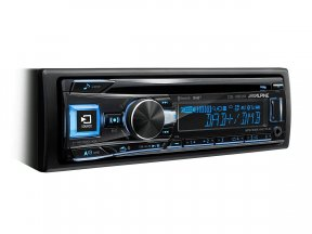 Alpine CDE-196DAB - radioodtwarzacz samochodowy