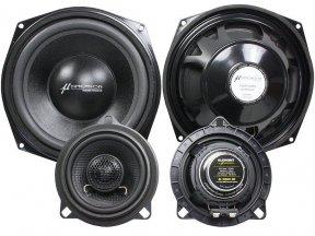 u-Dimension EL Coax 8B - głośniki do BMW