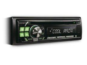 Alpine CDE-111R - radioodtwarzacz