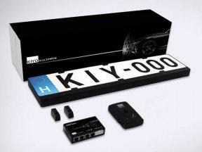 KIYO Ultimate D2 GPS - jammer laserowy i moduł GPS