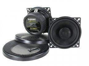 u-Dimension EL Coax 4 - głośniki samochodowe