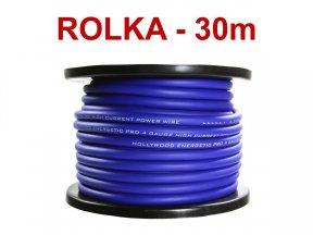 Hollywood PRO PC-BL4 - kabel zasilaj. 21 mm2 /30m