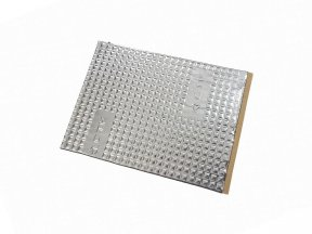 CTK Practic 2.0 mm - mata tłumiąca 18,5x25cm, 1szt.
