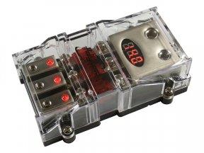 Hollywood MAHX-3R - oprawa bezpieczników 3xMANL