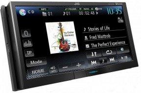 JVC KW-AV71BT - stacja multimedialna